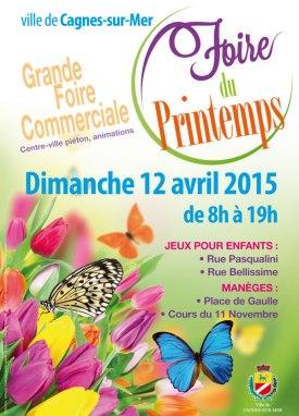 Feria de Primavera 2015 Cagnes sur Mer