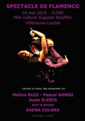 Flamenco Villeneuve Loubet