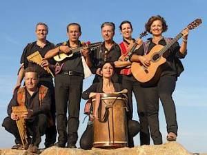 El grupo Viracocha ofrece un concierto de música andina en Villeneuve-Loubet