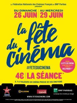 Fiesta del cine Francia 2016