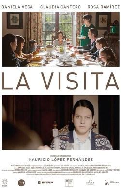 Dentro del marco del ZE Festival, el festival de cine LGBT de Polychromes, el cine Mercury de Niza proyectará el largometraje chileno La Visita...