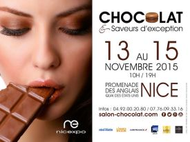 Salon chocolate 2015 Niza
