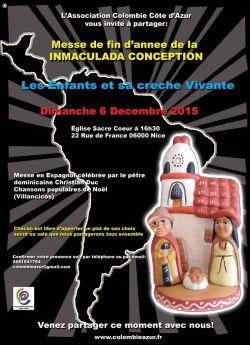 Misa Inmaculada Niza