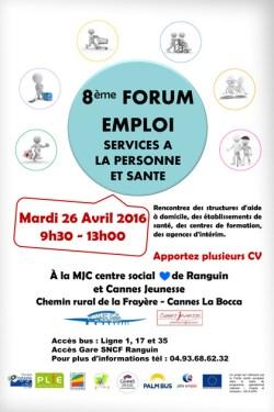Empleo: Salud y servicios a las personas en Cannes