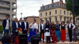 Fiesta española de Grasse