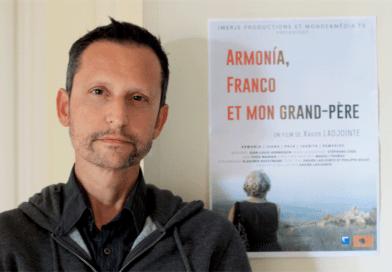 Entrevista a Xavier Ladjointe, director de «Armonía, Franco y mi abuelo»
