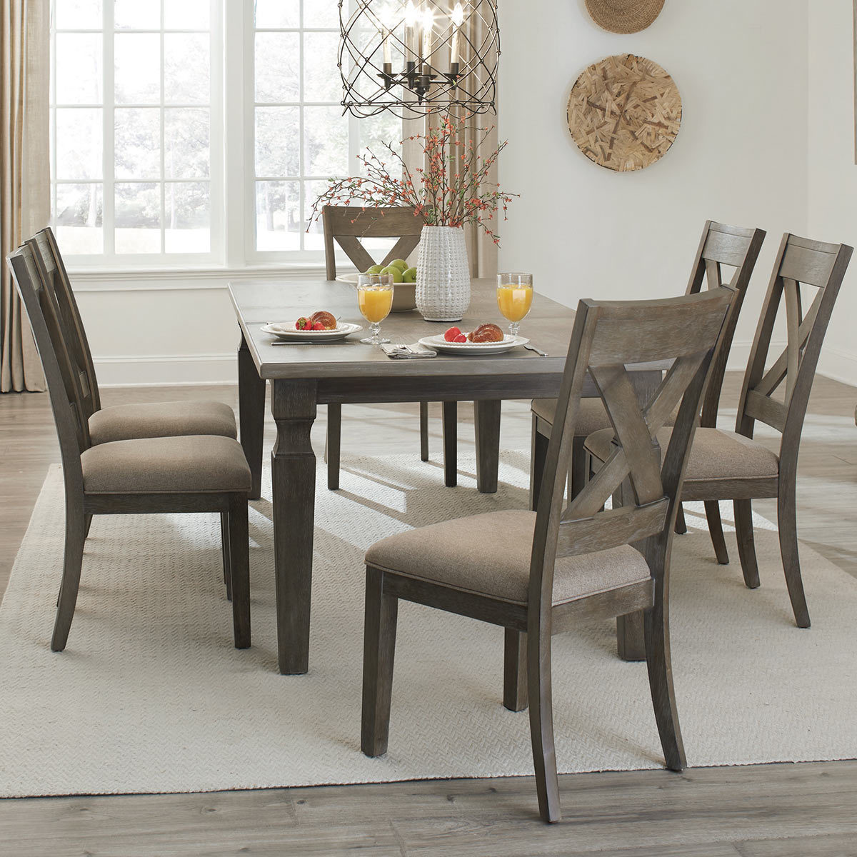 Costco Tables And Chairs Universal Furniture Eileen Extending Dining Room Table 6 Chairs Costco Uk