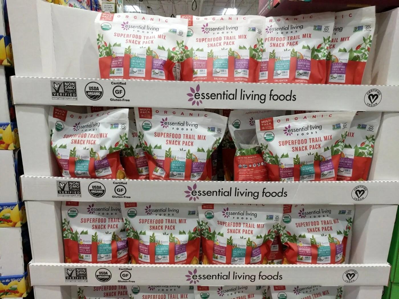 Essential Living Organic Superfood Mix