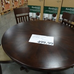Costco Dining Table And Chairs Gaming Australia Counter Height