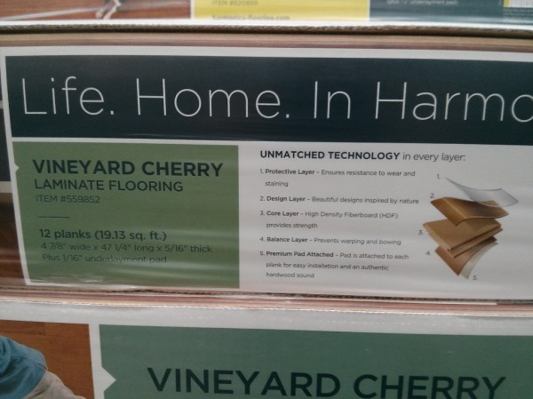 Harmonics Laminate Flooring Discount Available