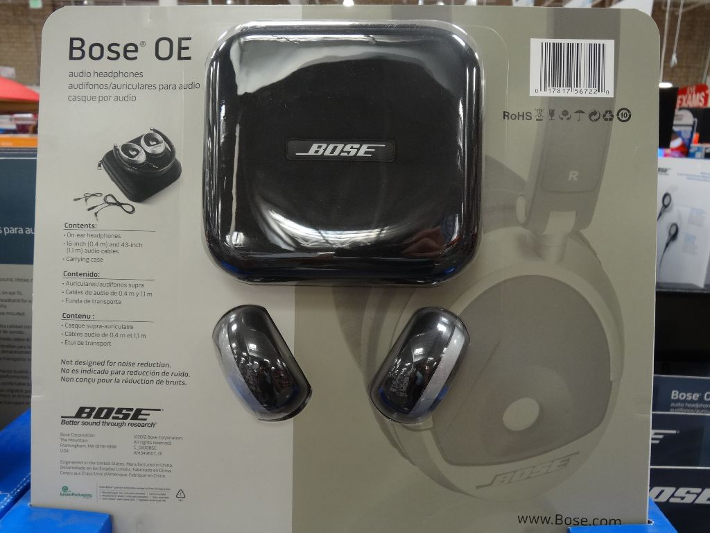 Bose On Ear OE Headphones