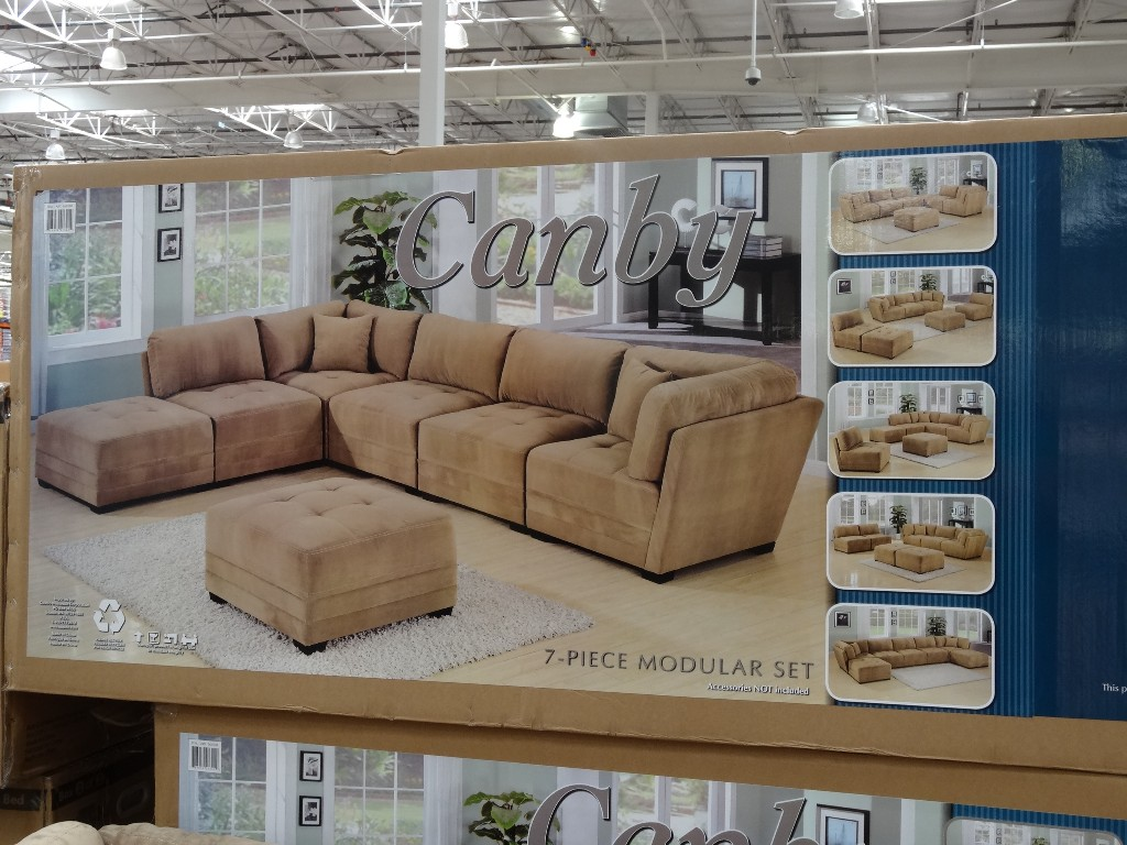 Modular Sectional Sleeper Sofa