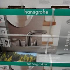 Hansgrohe Allegro E Kitchen Faucet Wooden Cabinets Wholesale Costco Ideas