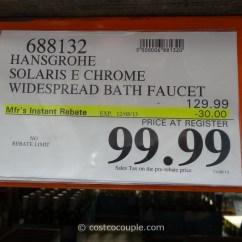 Hansgrohe Talis C Kitchen Faucet Used Sinks For Sale Solaris E Chrome Bath
