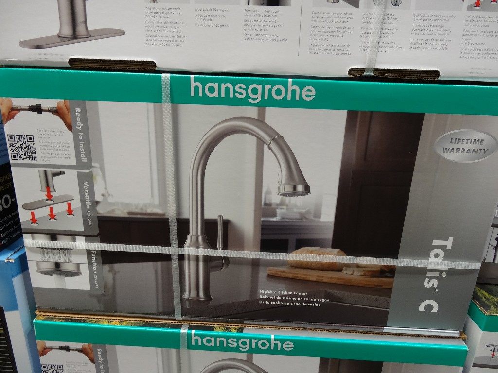 kitchen faucets at costco fixtures grohe  wow blog