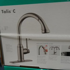 Hansgrohe Kitchen Faucet Corner Wall Cabinet Talis C