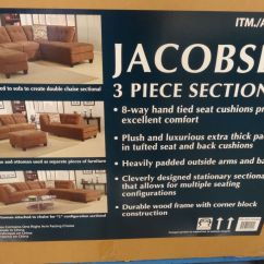 Dakota Sofa Costco Small Sectional With Chaise And Recliner Jacobsen Home The Honoroak