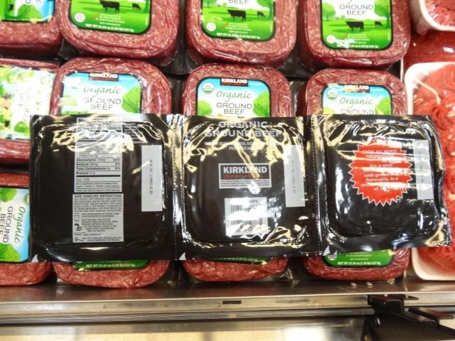 Kirkland Signature Organic Ground Beef