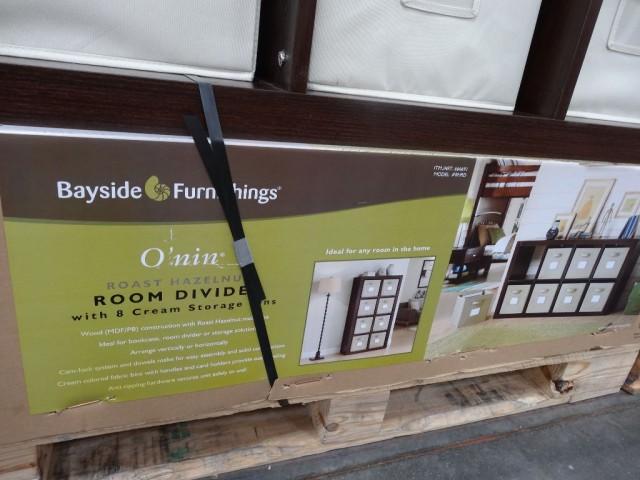 Bayside Furnishings Onin Room Divider