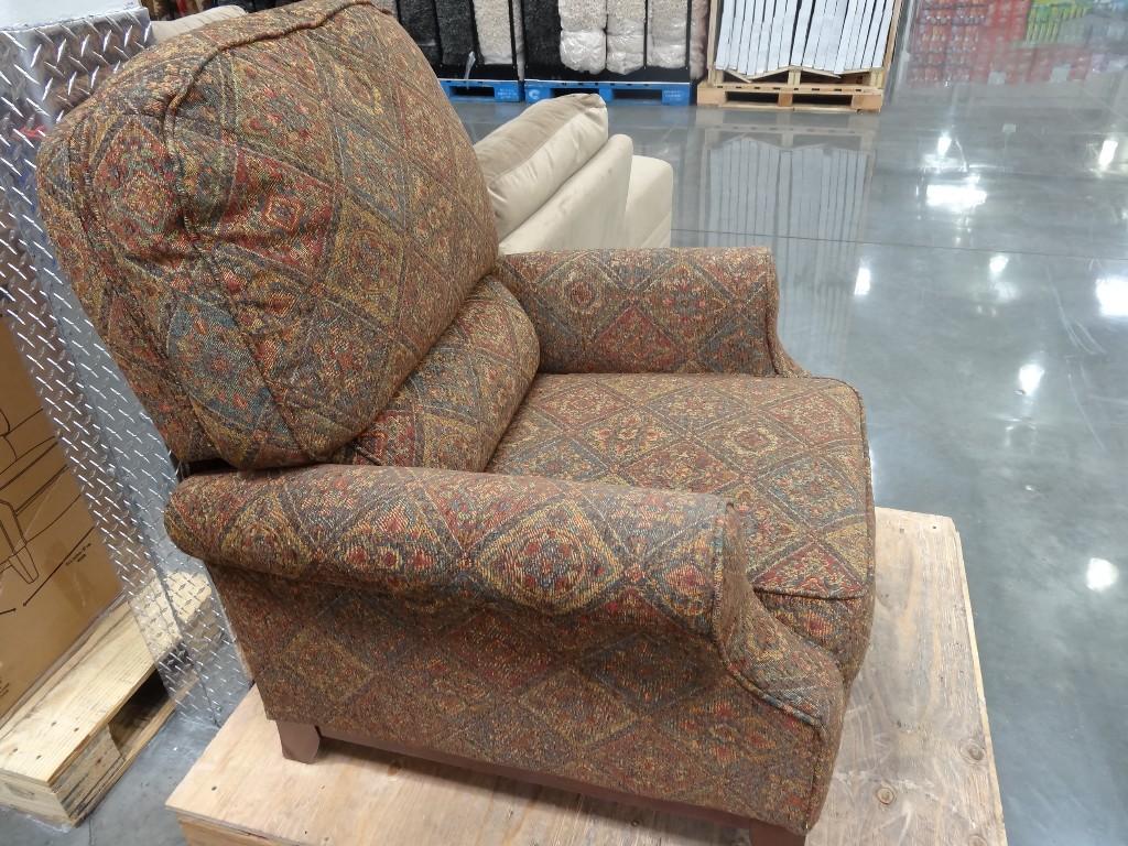costco fabric reclining sofa ekornes sofas synergy kent recliner