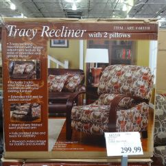 Synergy Recliner Chair Covers At Christmas Tree Shop Tracy Fabric