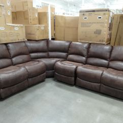 Costco Fabric Reclining Sofa Lazy Boy Apartment Size Sectional Sectionals Sofas Home Decoration Club