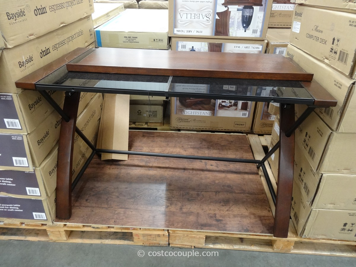 Bayside Office Chair Costco Computer Desks Desk Design Ideas