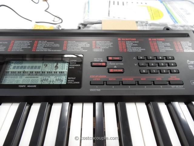 Casio Key Lighting Keyboard LK160
