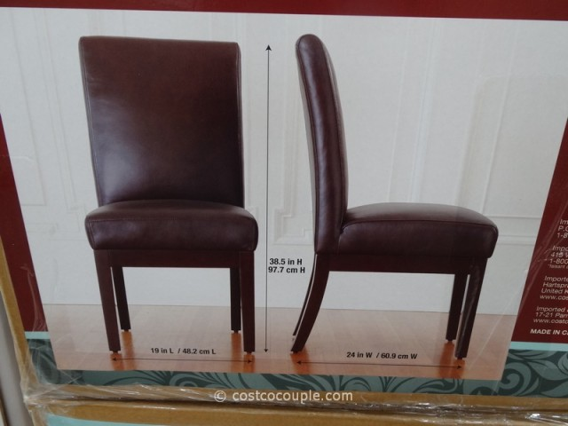 Set of 2 Parsons Chair