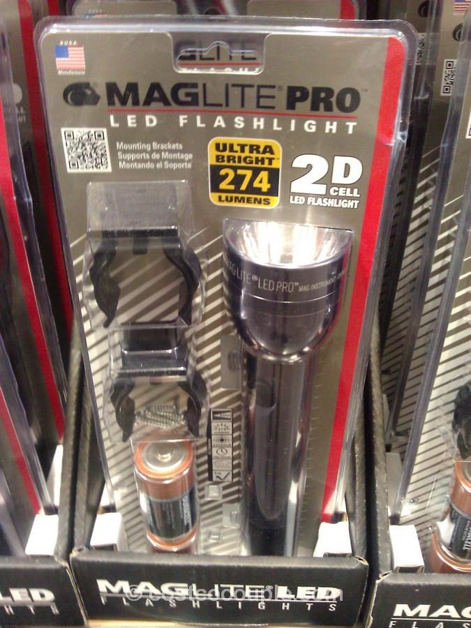 maglite led pro flashlight