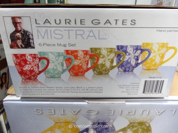 Laurie Gates Mistral Mug Set Ceramic