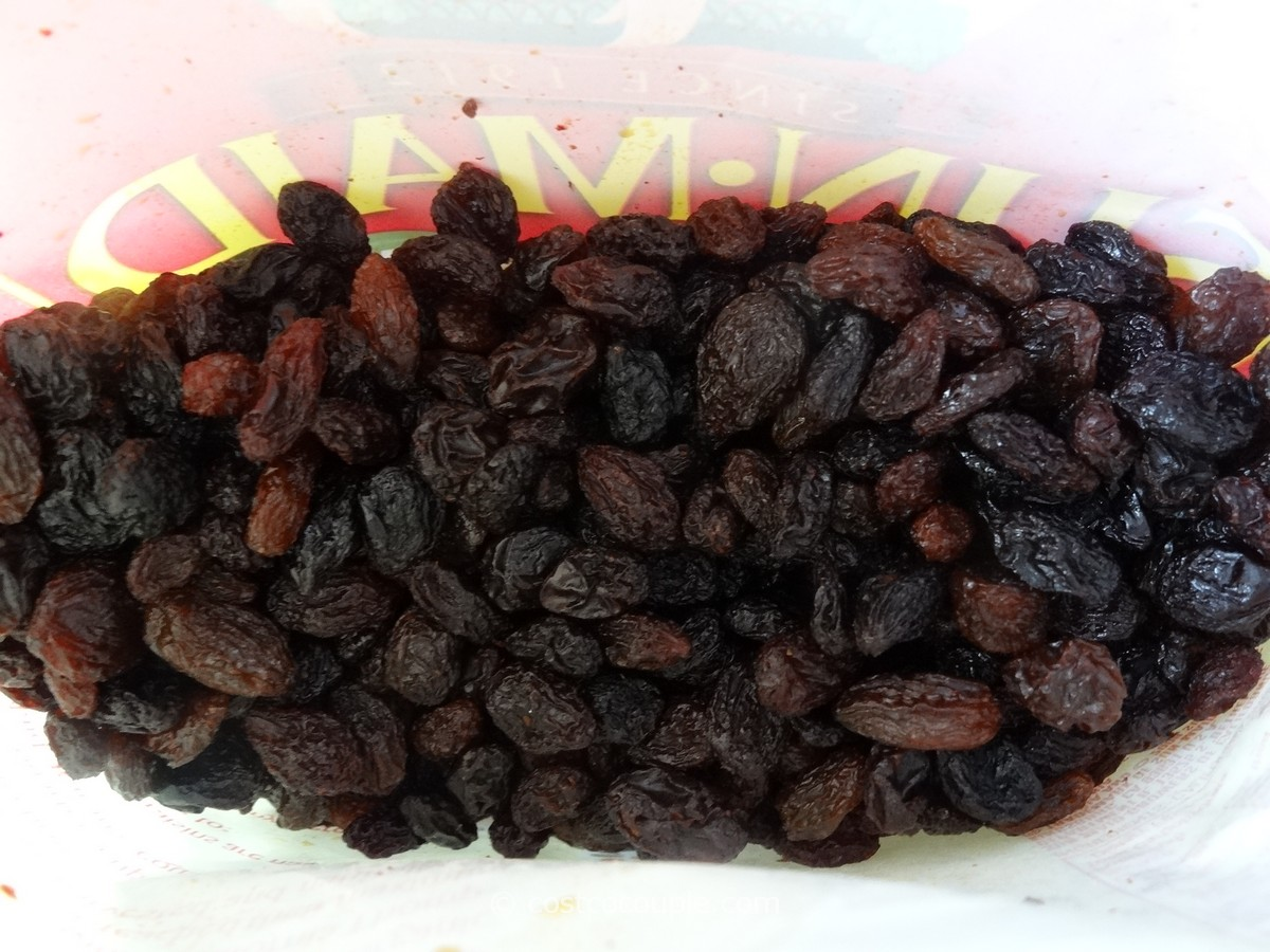 SunMaid Organic California Raisins