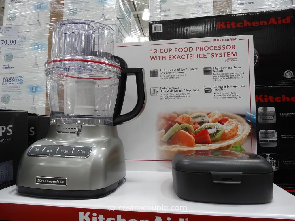 kitchen aid costco barn sink kitchenaid 13 cup food processor