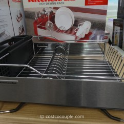 Kitchen Aid Dish Rack Cabinets Sets Kitchenaid Stainless Steel Dish-drying