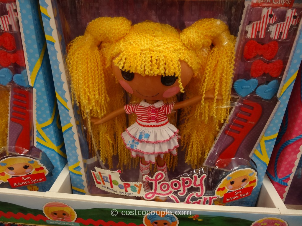 sleeper chair bed desk good posture lalaloopsy loopy hair