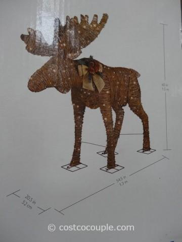 Philips 60 Inch Grapevine Moose