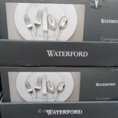 Novaform Kitchen Mat Stainless Steel Appliance Set Waterford 45-piece Flatware