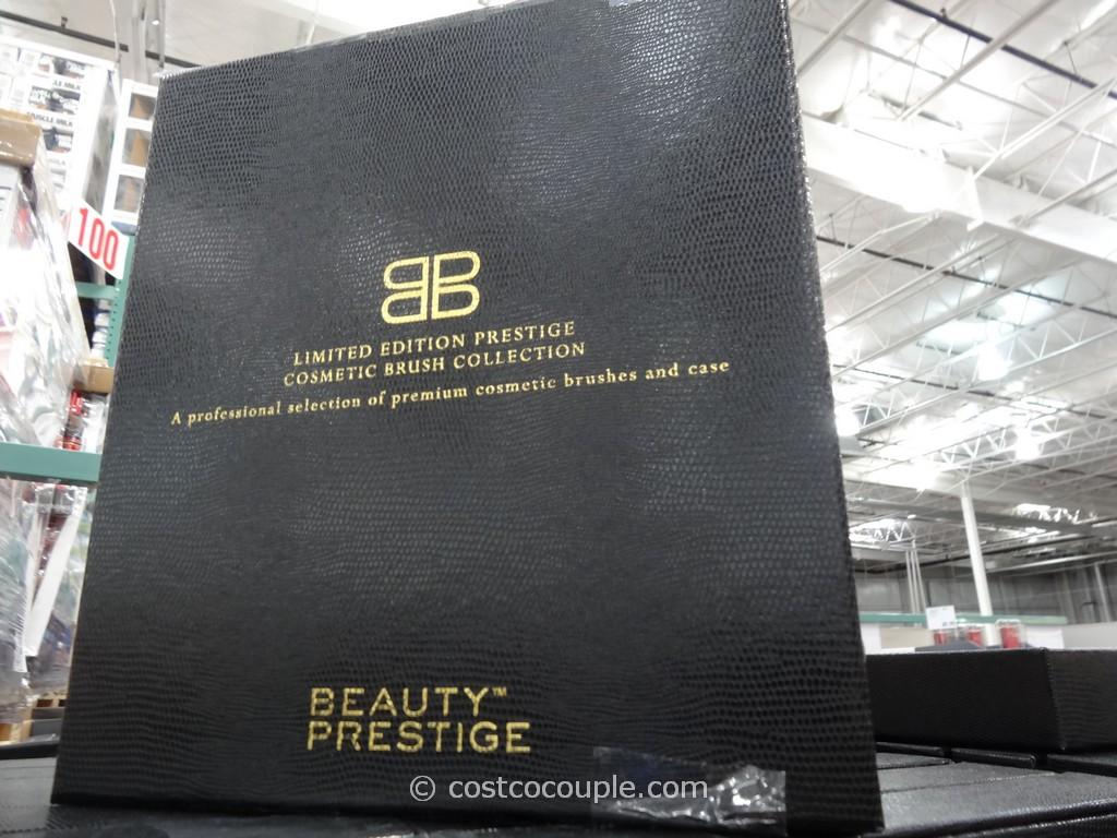 Beauty Prestige Premium Cosmetic Brush Collection