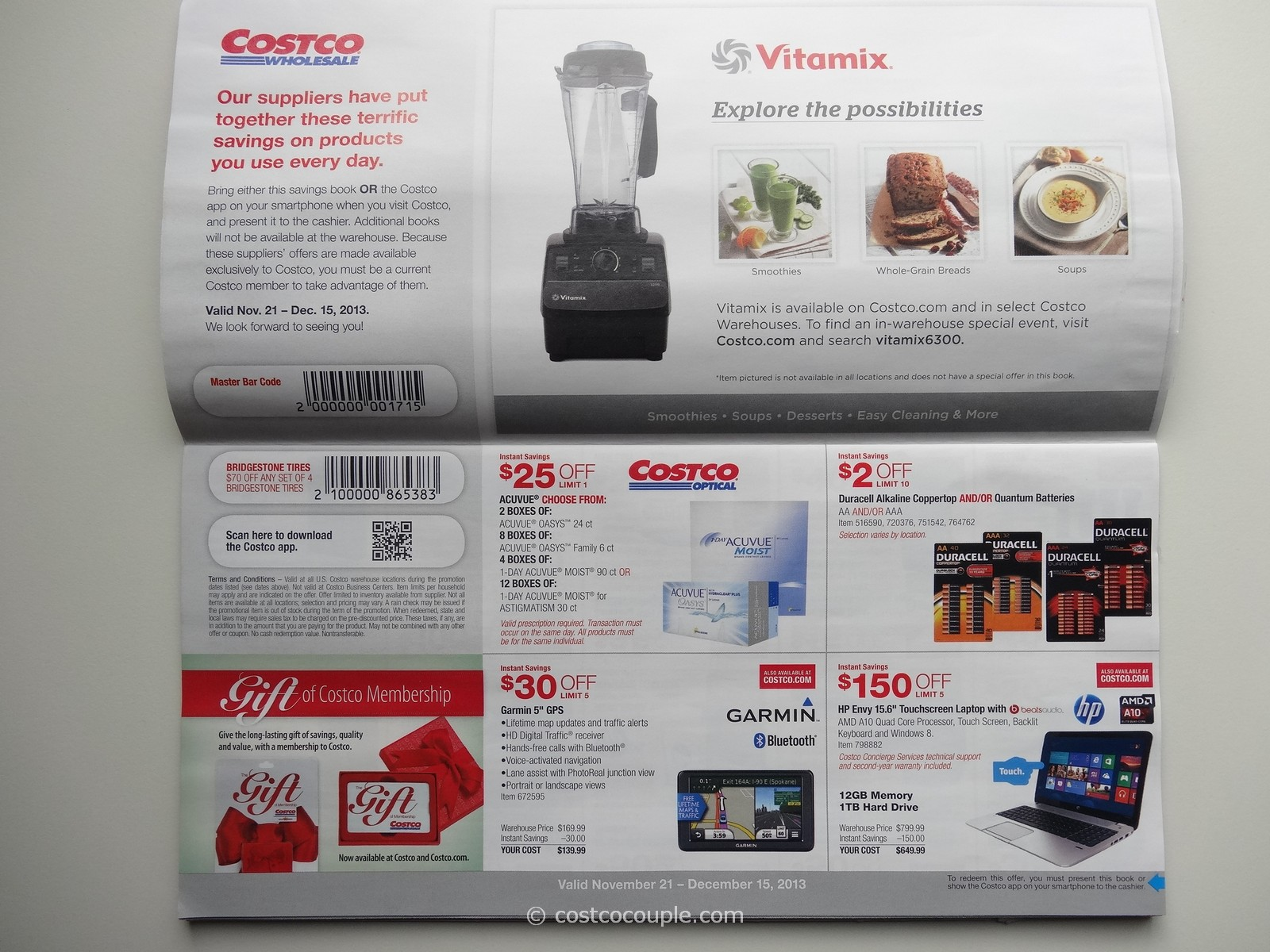 costco kitchen aid redoing cabinets december 2013 coupon book 11/21/13 to 12/15/13
