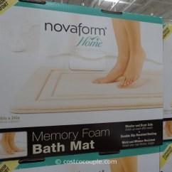 Kitchen Memory Foam Mat Large Round Table Sets Novaform Bath
