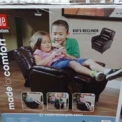 True Innovations Chair Costco Gmc Acadia 2nd Row Captains Chairs Kid's Recliner