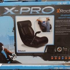 Costco Gaming Chair Correct Posture X Pro Xrocker Bluetooth Sound Rocker