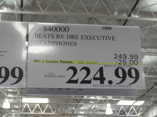 Beats By Dr Dre Executive Headphones