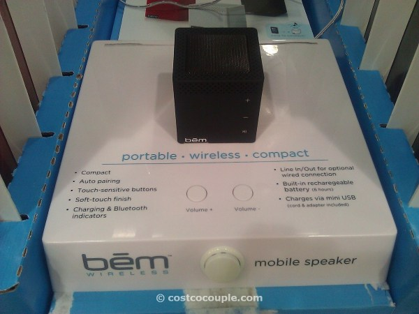 Ar santa clara bluetooth speaker costco
