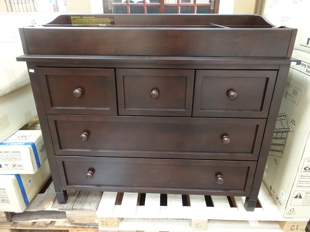 Cafe Kid Morgan Changing Table Dresser