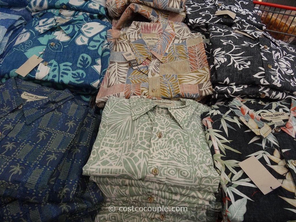 Cooke Street Mens Aloha Shirt