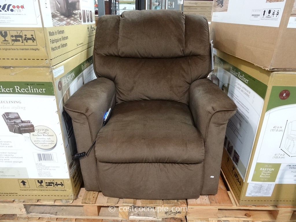 Costco Recliner Chair Franklin Legacy Fabric Lift Recliner