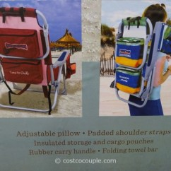 Beach Chair Cup Holder Folding Covers Bulk Tommy Bahama Backpack