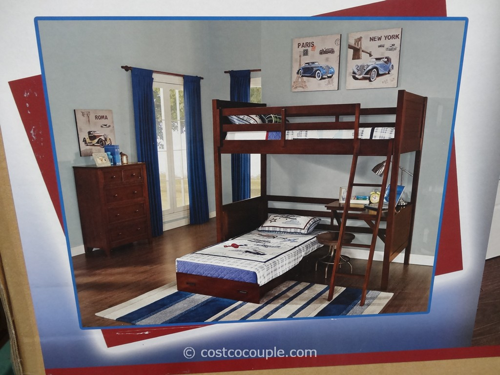 Universal Furniture Bryson Twin Bunk Bed