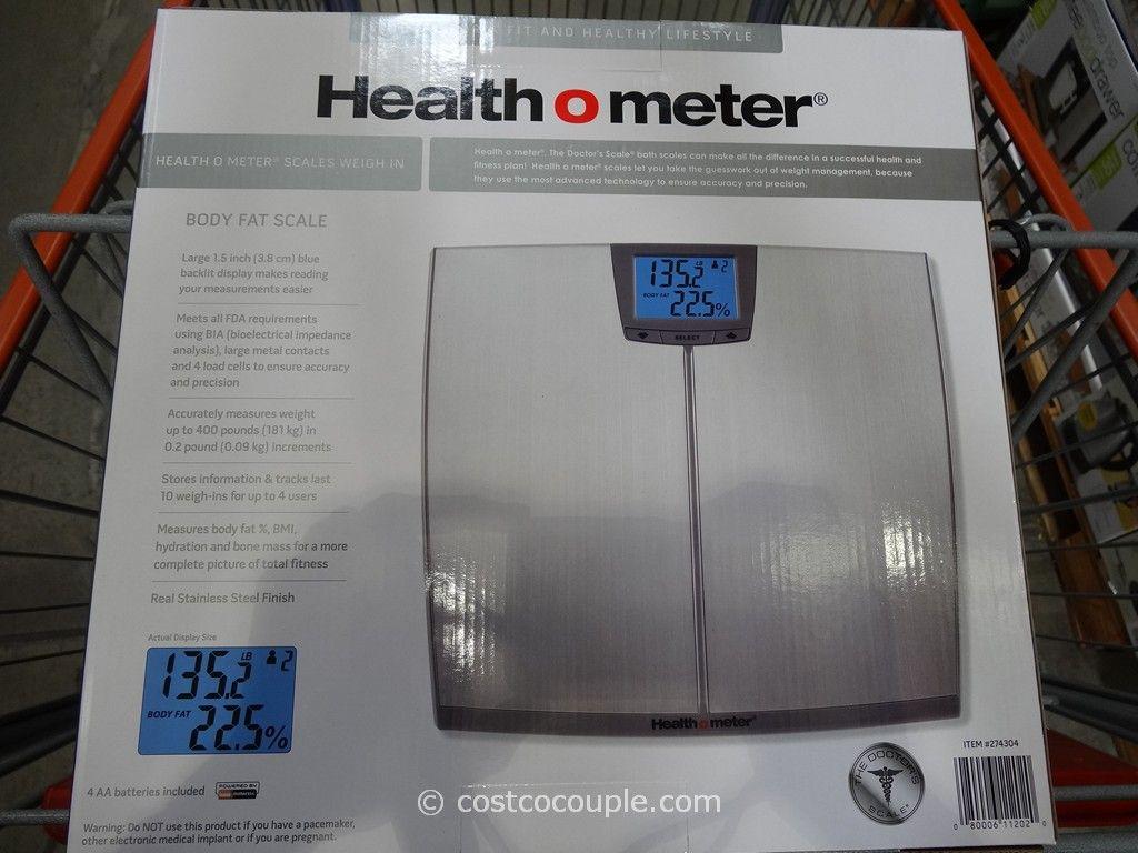 Health O Meter Body Fat Scale